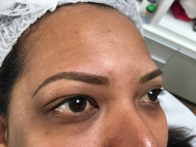 Semi permanent eyebrows 12