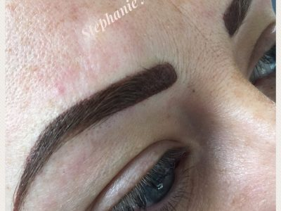 Semi permanent eyebrows 13