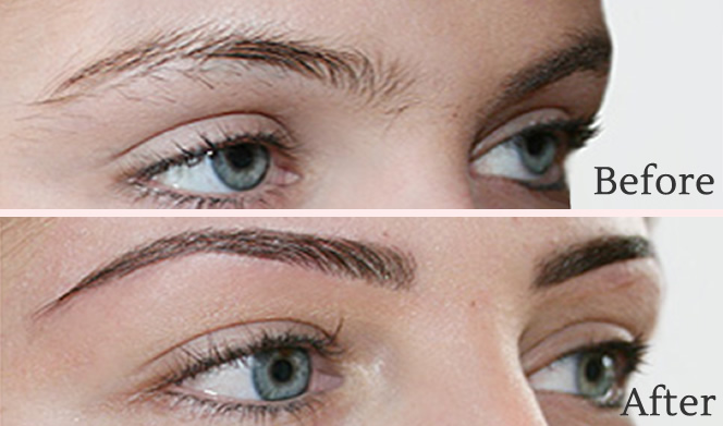 HD eyebrows Wakefield